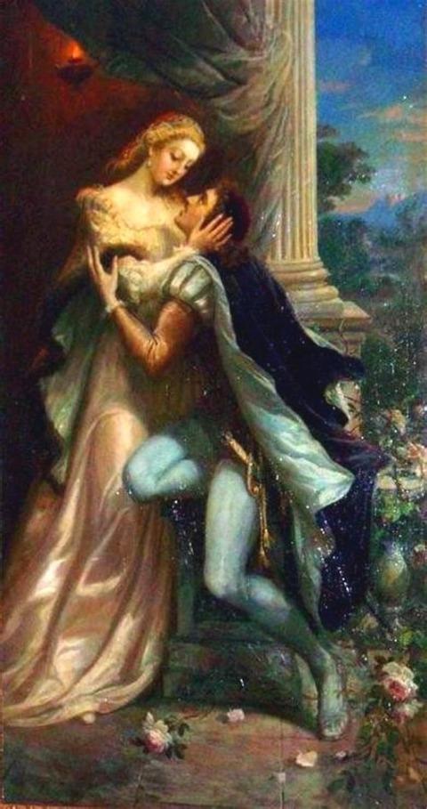 Unknown artist - Romeo and Juliet
