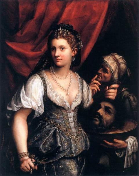judith GALIZIA, Fede 1596