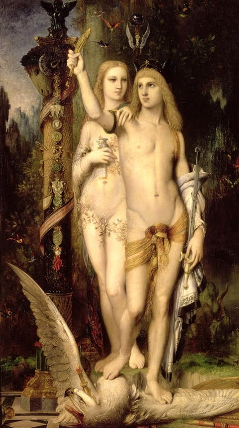 Gustave Moreau 1826-98