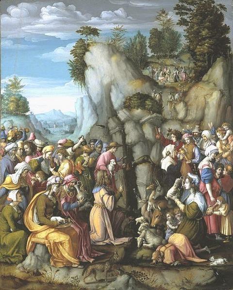 Bacchiacca 1525