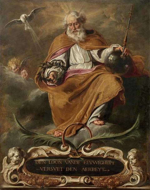 God the Father  Jacob Herreyns