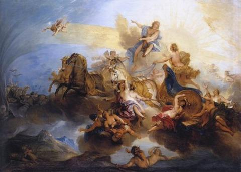 1720  Nicolas Bertin