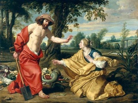 abraham Janssens-jan Wildens  Noli-me-Tangere  1620