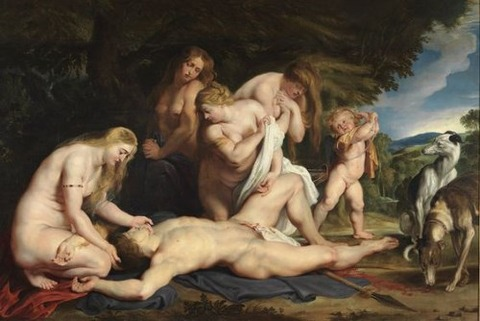 1614, by Peter Paul Rubens
