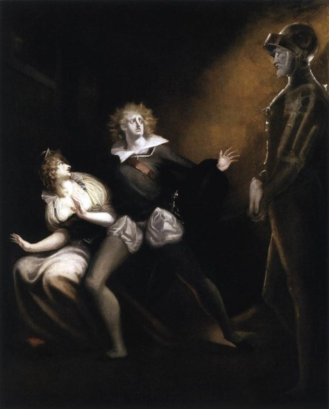 FUSELI, John Henry  1785