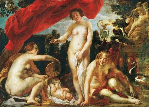 Jacob Jordaens, 1635-1640