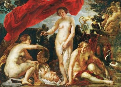 Jacob Jordaens, 1635-1640