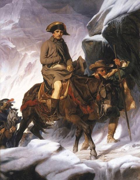 Paul Delaroche in 1848