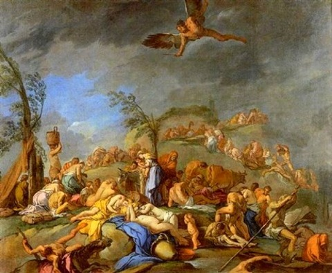 Giulio Carpioni    1613–79