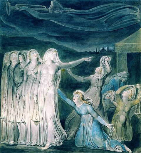 William Blake 1800