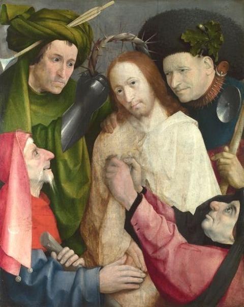 茨冠のキリスト
