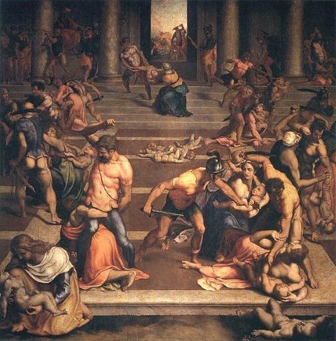 Daniele da Volterra   1557