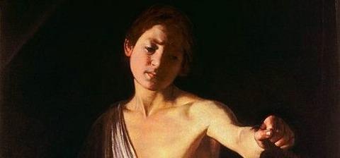 Caravaggio David_
