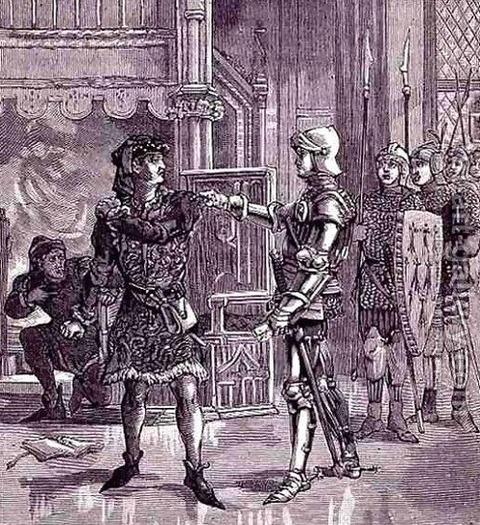 Gilles de Rais was arrested on September 15th 1440