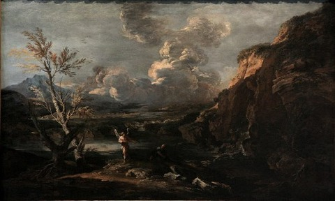 Tobit and the Angel 1670