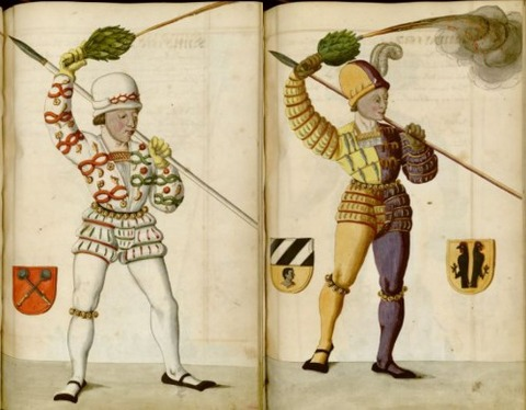 Radical Fashion from the Schembart Carnival (1590)7