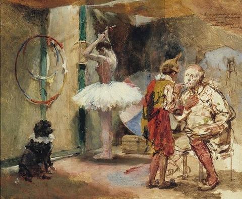 Arturo Michelena 1891