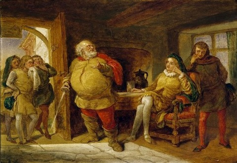 at the Boar's Tavern unkhown 1840