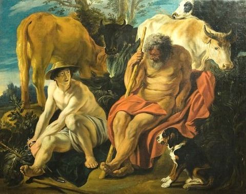 Jacob Jordaens  1678