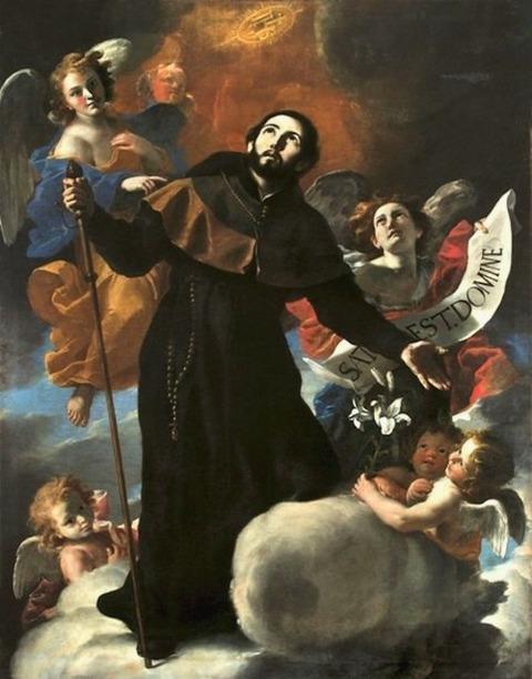 Mattia Preti (Il Cavaliere Calabrese), Francis Xavier 17th