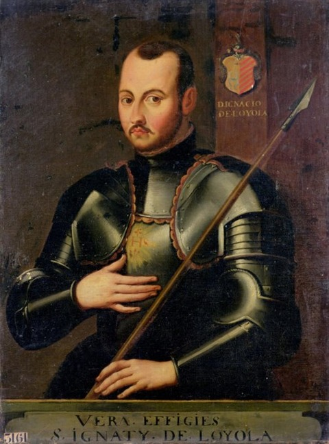 Ignatius Loyola before his conversion  unknown  16th