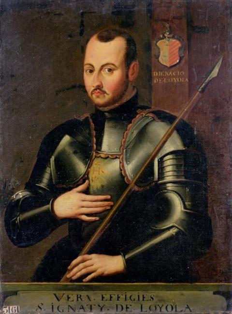 Ignatius Loyola before his conversion  unknown  16th