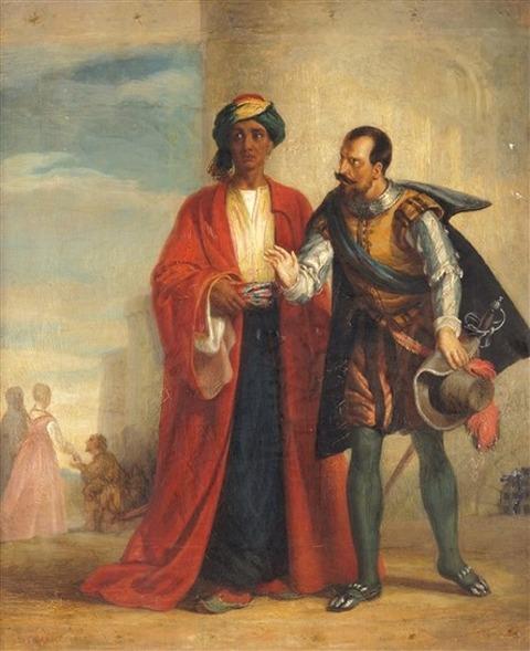 Solomon Alexander Hart  1855