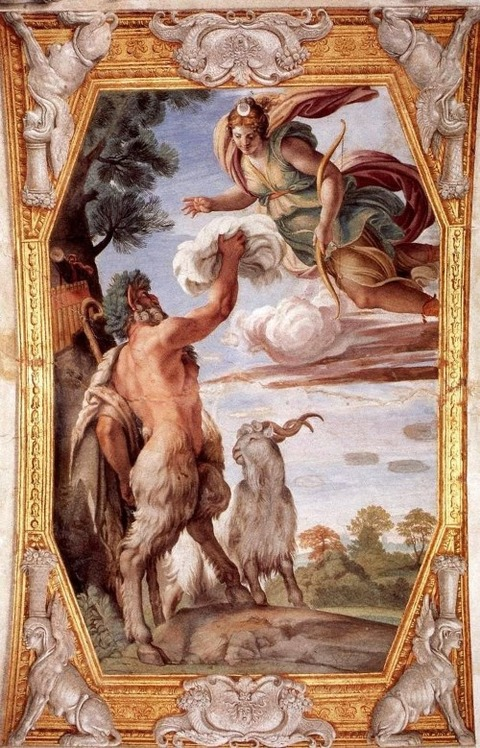 Annibale Carracci 1560-1609