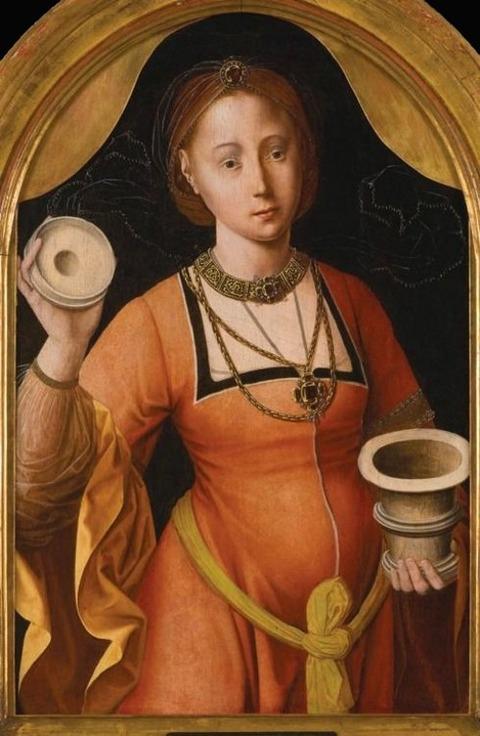 Master of the Mansi  Maria Magdalena 1510-30