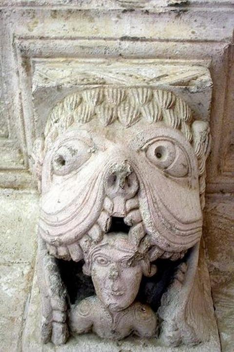 Abbaye de Montmajour (Bouches-du-Rhône)