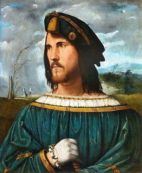 Cesare borgia Altobello Melone 1500-24