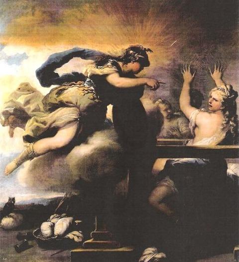 Luca Giordano 1695