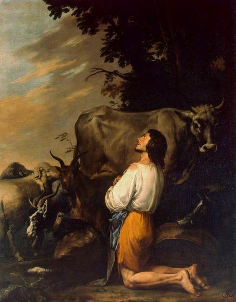 ROSA, Salvator 1651-55