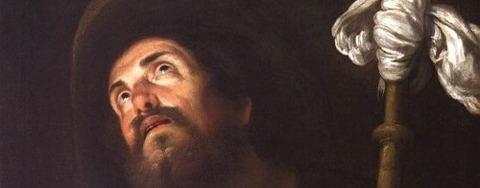 Bernardo Strozzi - St Roch -