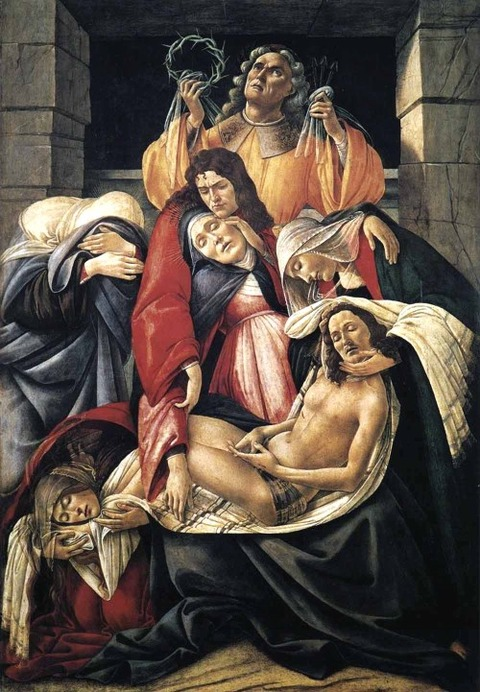 sandro botticelli 1495