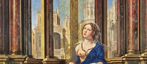 Jan Gossaert, Danae, 1531 -