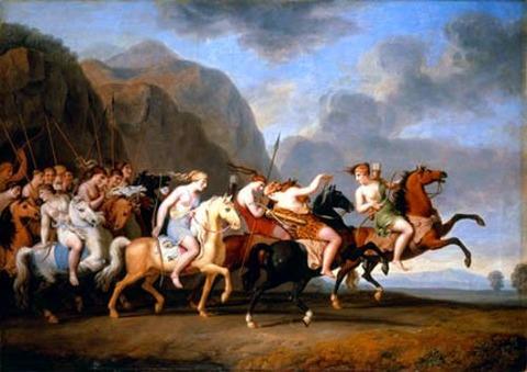 Johann Heinrich Wilhelm Tischbein 1788