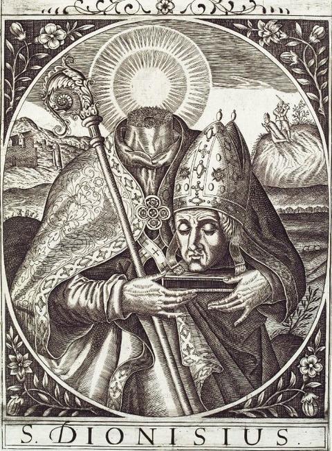 Unknown Artist Saint Denis 17th century