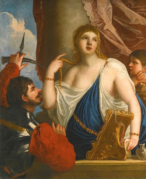 Semiramis Called To Arms by Alessandro Varotari