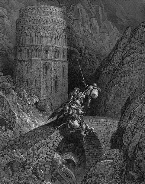 Orlando Furioso Gustave Dorè