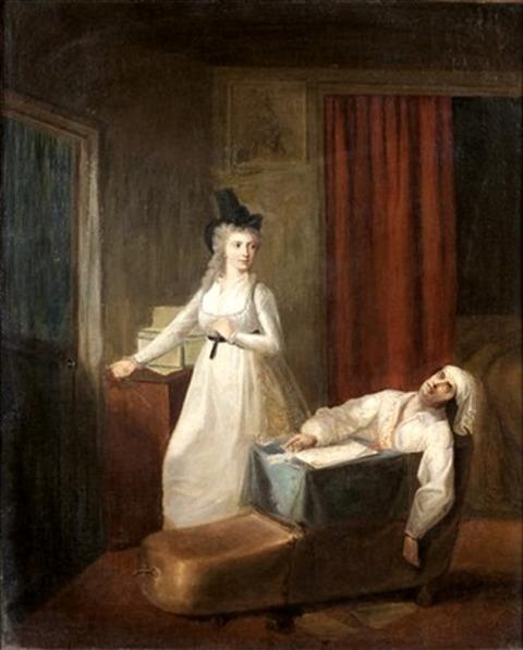 Jean-Jacques Hauer ( 1751 - 1829 )