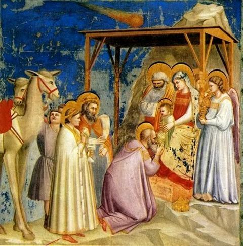 Giotto di Bondone, Scrovegni
