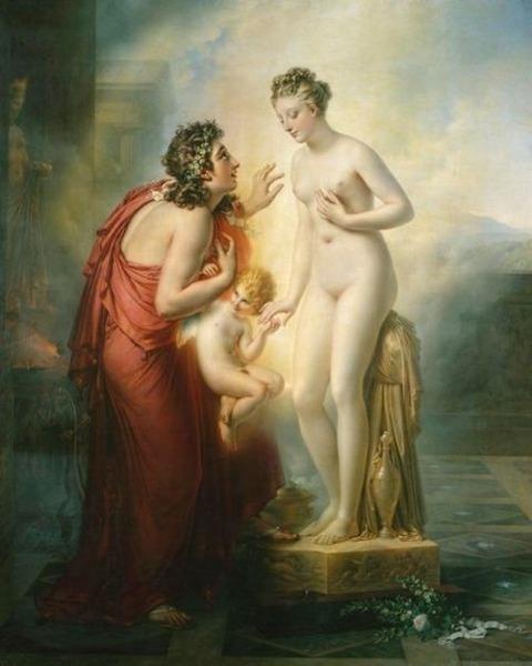 Anne-Louis Girodet de Roussy-Trioson  1819