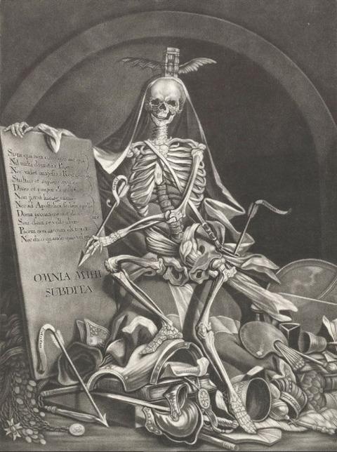 Johann Jacob Ridinger and after Johann Elias Ridinger 1760