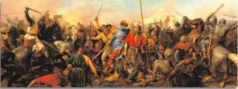 Peter Nicolai Arbo Stamford Bridge, 1066