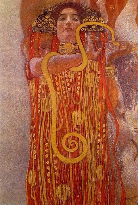 Gustav Klimt_hygeia 1900-07