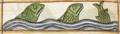 medieval illuminated manuscript 2
