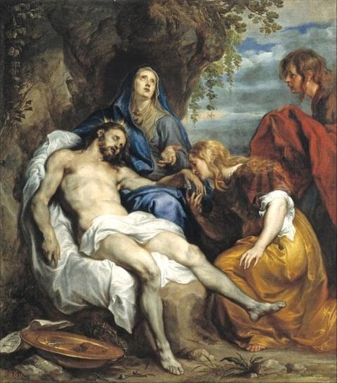 Anthony van Dyck 1629