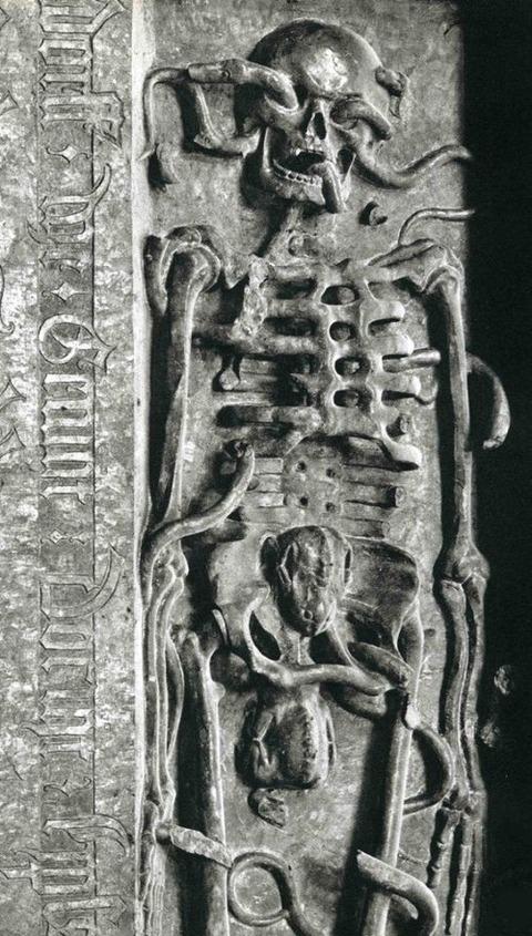 Transi d'Ingolstadt, 1505