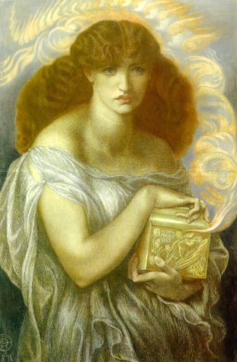 Dante Gabriel Rossetti  1879